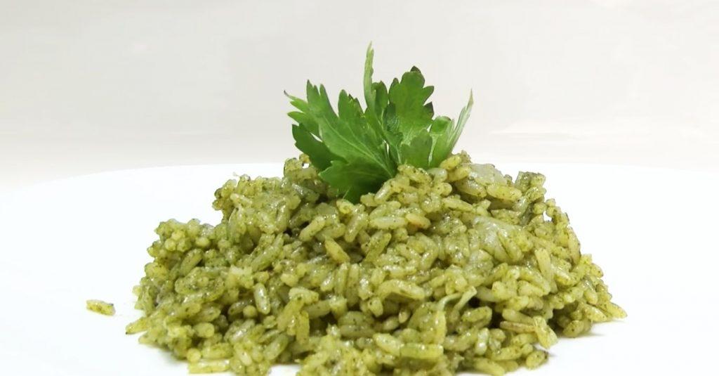 arroz con espinacas recetas
