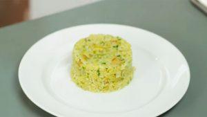 imagen de arroz con chancho al curry