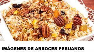 imágenes de arroces peruanos